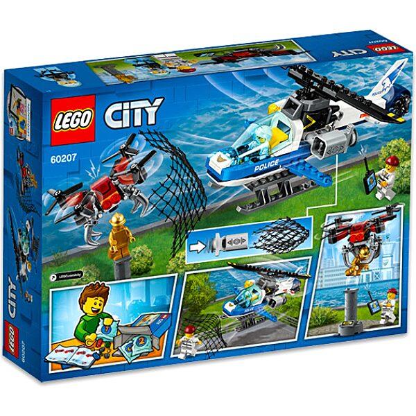 LEGO City: Légi rendőrségi drónos üldözés 60207 - 3. Kép