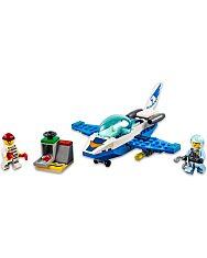 LEGO City: Légi rendőrségi járőröző repülőgép 60206 - 2. Kép