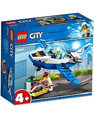 LEGO City: Légi rendőrségi járőröző repülőgép 60206 - 1. Kép