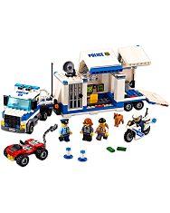 LEGO City: Mobil rendőrparancsnoki központ 60139 - 2. Kép