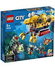 LEGO City: Óceáni kutató tengeralattjáró 60264 - 1. Kép