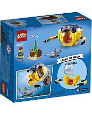 LEGO City: Óceáni mini-tengeralattjáró 60263 - 3. Kép