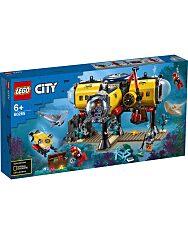 LEGO City: Óceánkutató bázis 60265 - 1. Kép