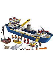 LEGO City: Óceánkutató hajó 60266 - 2. Kép