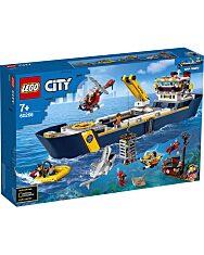 LEGO City: Óceánkutató hajó 60266 - 1. Kép