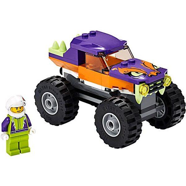 LEGO City: Óriás teherautó 60251 - 2. Kép