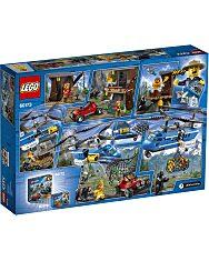 LEGO® City Police: Hegyi letartóztatás 60173 - 2. Kép