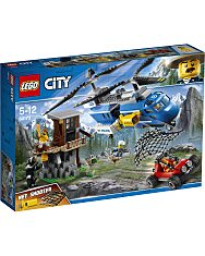 LEGO® City Police: Hegyi letartóztatás 60173 - 1. Kép