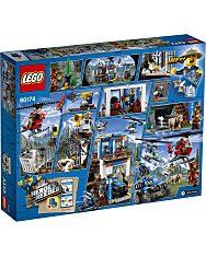 LEGO® City Police: Hegyi Rendorkapitányság 60174 - 2. Kép