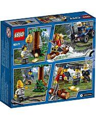 LEGO® City Police: Hegyi szökevények 60171 - 2. Kép