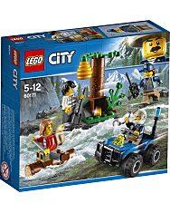 LEGO® City Police: Hegyi szökevények 60171 - 1. Kép