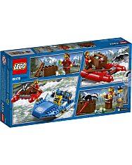 LEGO® City Police: Menekülés a vad folyón 60176 - 2. Kép