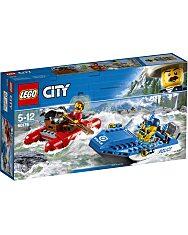 LEGO® City Police: Menekülés a vad folyón 60176 - 1. Kép