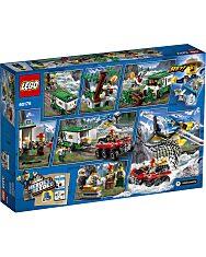 LEGO® City Police: Rablás a hegyi folyónál 60175 - 2. Kép