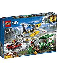 LEGO® City Police: Rablás a hegyi folyónál 60175 - 1. Kép