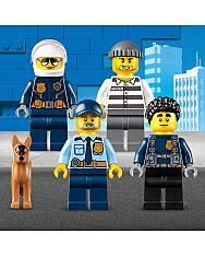 LEGO® City Police: Rendőrségi elemtartó doboz 60270 - 2. Kép