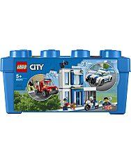 LEGO® City Police: Rendőrségi elemtartó doboz 60270 - 1. Kép