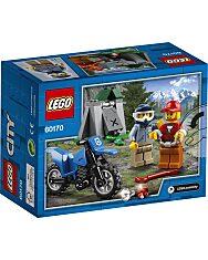 LEGO® City Police: Terepjárós üldözés 60170 - 2. Kép