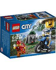 LEGO® City Police: Terepjárós üldözés 60170 - 1. Kép