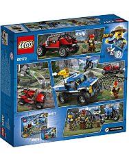 LEGO® City Police: Üldözés a földúton 60172 - 2. Kép
