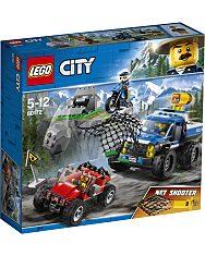 LEGO® City Police: Üldözés a földúton 60172 - 1. Kép