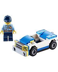 LEGO City: Rendőrautó 30366 - 2. Kép