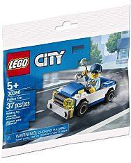LEGO City: Rendőrautó 30366 - 1. Kép