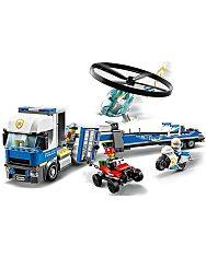 LEGO City: Rendőrségi helikopteres szállítás 60244 - 2. Kép