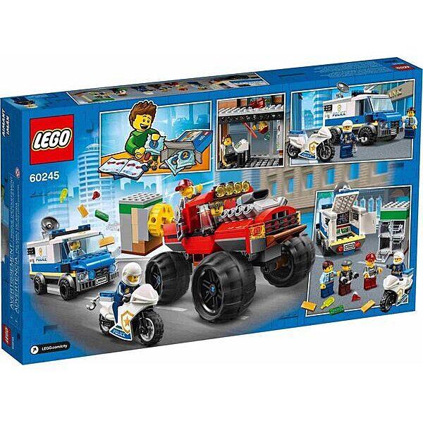 LEGO City: Rendőrségi teherautós rablás 60245 - 2. Kép