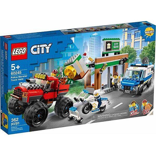 LEGO City: Rendőrségi teherautós rablás 60245 - 1. Kép
