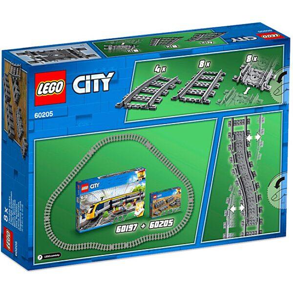 LEGO City: Sínek 60205 - 3. Kép
