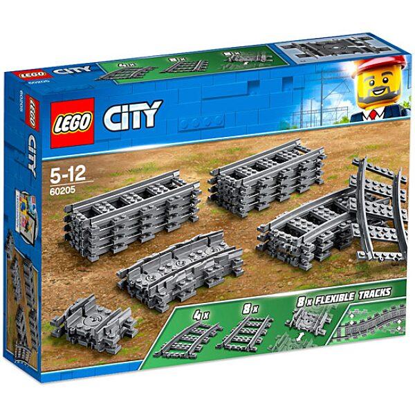 LEGO City: Sínek 60205 - 1. Kép