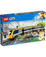 LEGO City: Személyszállító vonat 60197 - 1. Kép