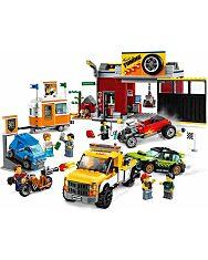 LEGO City: Szerelőműhely 60258 - 2. Kép