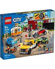 LEGO City: Szerelőműhely 60258 - 1. Kép
