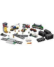 LEGO City: Tehervonat 60198 - 2. Kép