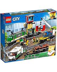 LEGO City: Tehervonat 60198 - 1. Kép