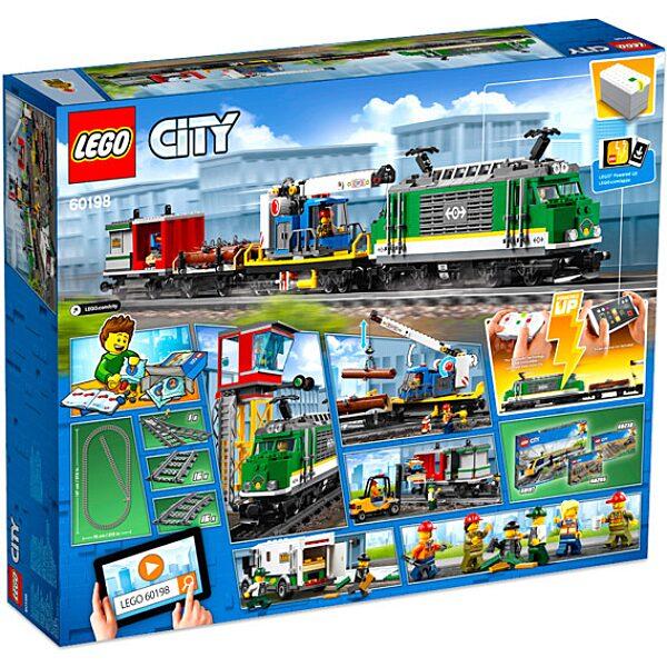 LEGO City: Tehervonat 60198 - 3. Kép