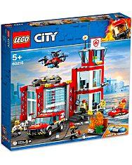 LEGO City: Tűzoltóállomás 60215 - 1. Kép