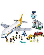 LEGO City: Utasszállító repülőgép 60262 - 2. Kép