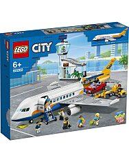 LEGO City: Utasszállító repülőgép 60262 - 1. Kép