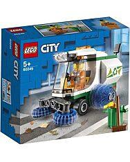 LEGO City: Utcaseprő gép 60249 - 1. Kép