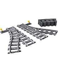 LEGO City: Vasúti váltó 60238 - 2. Kép