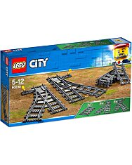 LEGO City: Vasúti váltó 60238 - 1. Kép