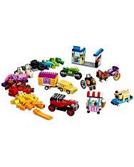 LEGO Classic: Kockák és kerekek 10715 - 2. Kép