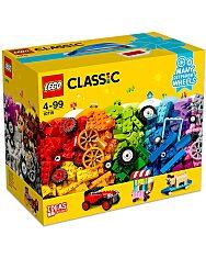 LEGO Classic: Kockák és kerekek 10715 - 1. Kép