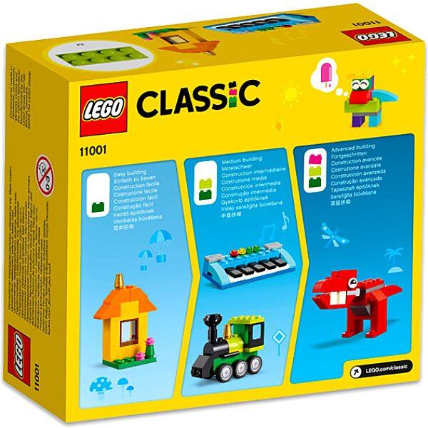 LEGO Classic: Kockák és ötletek 11001 - 3. Kép