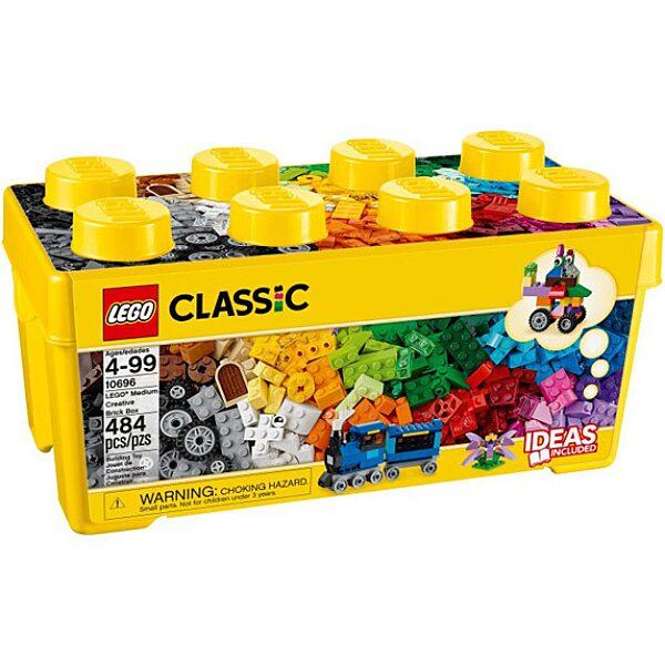 LEGO Classic: Közepes méretű kreatív építőkészlet 10696 - 1. Kép