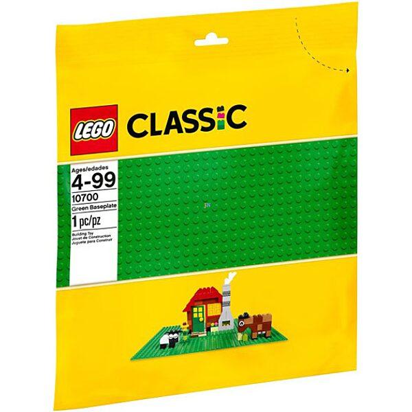 LEGO Classic: Zöld alaplap 10700 - 1. Kép