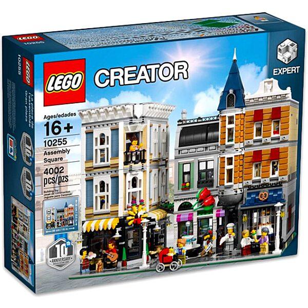 LEGO Creator: Assembly Square Piactér 10255 - 1. Kép